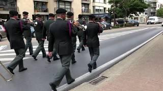 Royal Band of the Belgian Guides - Oostduinkerke 20/08/2018