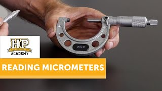 How to read and use a Micrometer...the right way | [FREE LESSON]