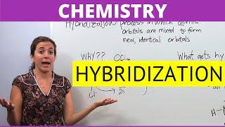 Hybridization - Chemistry