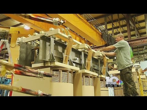 Built in the Blue Ridge: Virginia Transformer