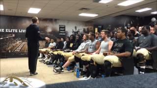 Repeat youtube video Four @WMU_Football Broncos Earn Scholarships