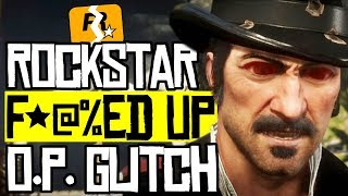 Game Ruined? Most Powerful Glitch Ever - Red Dead Online / RDR2 / Red Dead Redemption 2