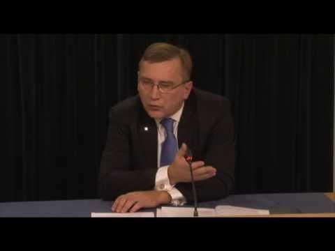 Majandus- ja kommunikatsiooniminister Eesti ettevõtluse kasvustrateegiast aastateks 2014-2020