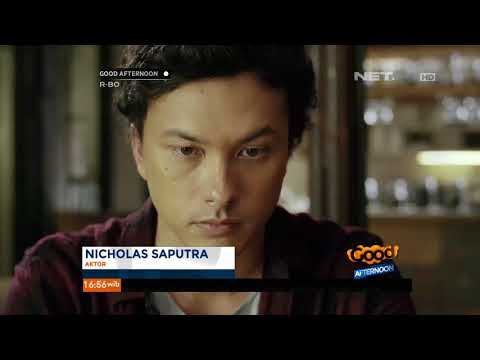 Nicholas Saputra Jadi Juri Kompetisi Film
