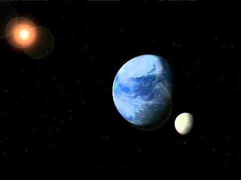 Анимация по астрономии