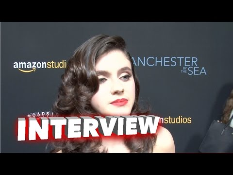 Manchester by the Sea: Kara Hayward Exclusive Premiere Interview