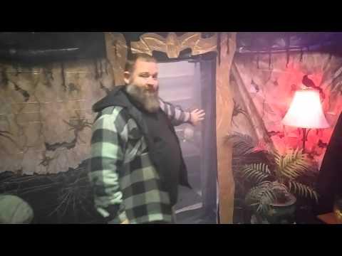 Best Ghost Hologram effect, Halloween 2015