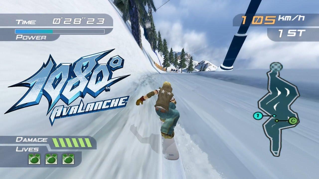 1080° Avalanche Nintendo GameCube