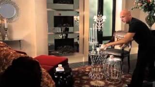 Mix Modern And Antique Furniture: Benjamin Noriega-ortiz., Midnight Velvet Spring 2011