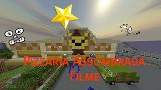 Minecraft PE: Pizzaria Assombrada - O FILME