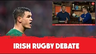 Irish Rugby debate | Alan Quinlan vs Andy Dunne | Where has it all gone wrong?