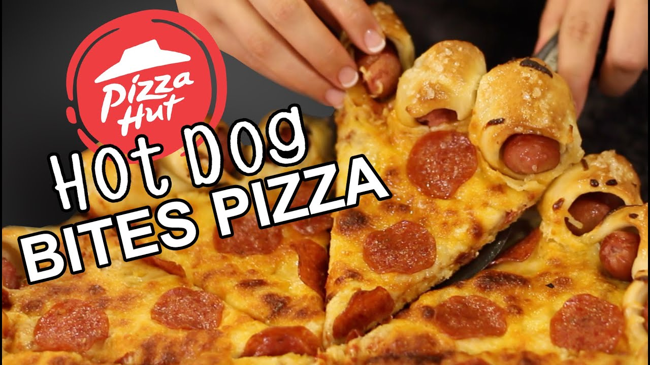 Pizza Hut Hot Dog Pizza