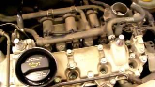 Fabia 1 2 6V Motor běží na 2 válce