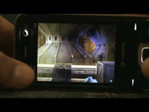 Raging Thunder for Symbian s60 v3 - from ovi store - YouTube