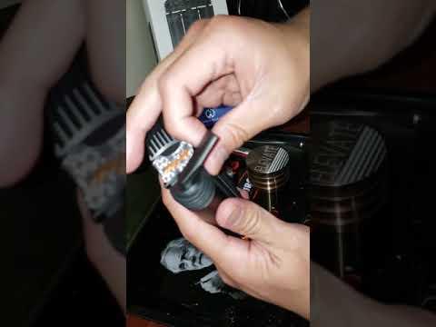 Storz & Bickel Mighty Vaporizer Dosing Pod Refill Tutorial