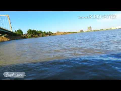 Nile im Haubtstad Khartoum Sudan