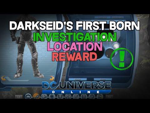 DCUO - Investigation - Darkseid
