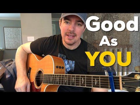 Good As You | Kane Brown | Beginner Guitar Lesson