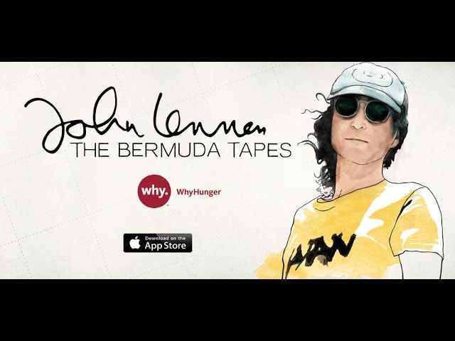 JOHN LENNON: THE BERMUDA TAPES Travel Video