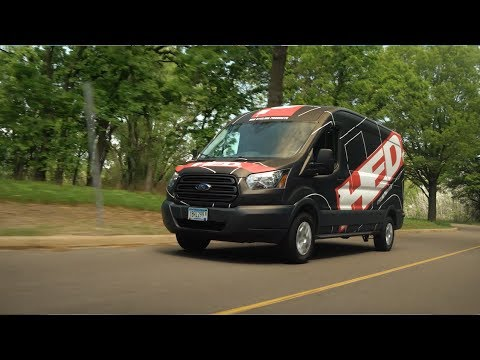 HED Cycling | Van Wrap | by Auto Trimmers - Mpls, St Paul, MN - Business Van Wrap