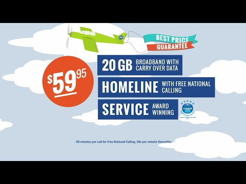 Best broadband deal in New Zealand!