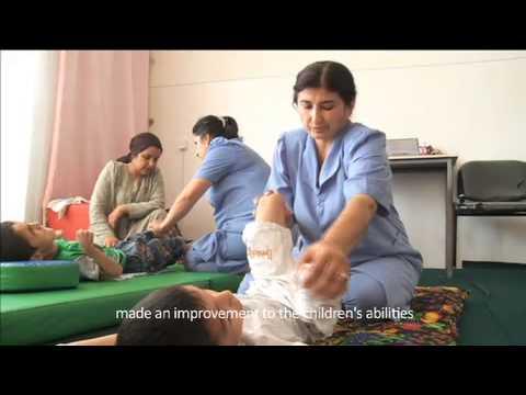 Health VSO Tajikistan