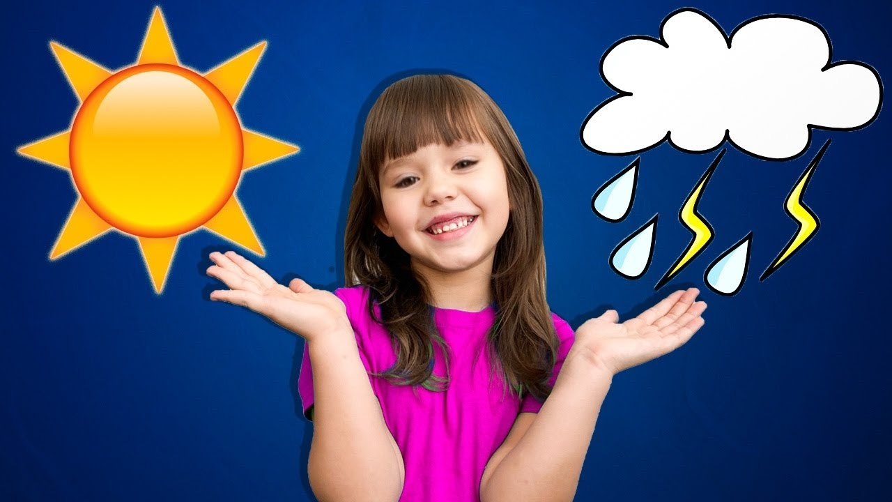 4 Seasons | Hey Dana Kids Songs