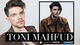 Toni Mahfud Hairstyle Tutorial