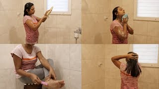 Very important Shower hacks