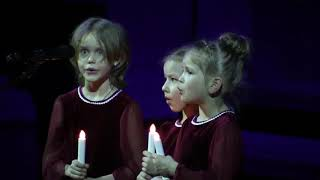 Большой Детский Хор. Отчетный концерт в ММДМ. 2017 год.