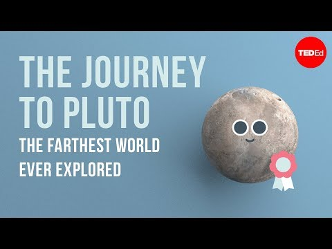 The journey to Pluto, the farthest world ever explored  Alan Stern