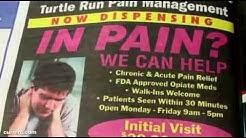 HEROIN: The Oxycontin Express, Pain Clinics
