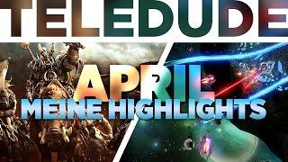 Meine Spiele-Highlights im April 2016 (Riot:Civil Unrest, Dark Souls 3, Dead Star) | TeleDude