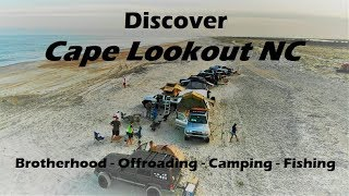 The DEFINITIVE Cape Lookout YouTube Video