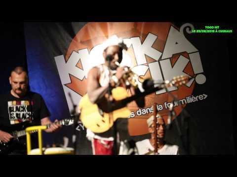 Groupe Togo  Hit à CUGNAUX le 29/08/2015