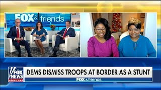 Diamond and Silk on Fox and Friends