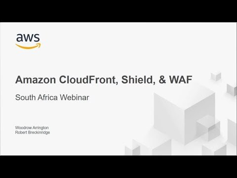 Amazon CloudFront Launches in South Africa