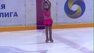 """Фигурное катание!!!Дебют дети 5 лет!Первые соревнования """"Ледяная звезда 2017"""" 1 место"""