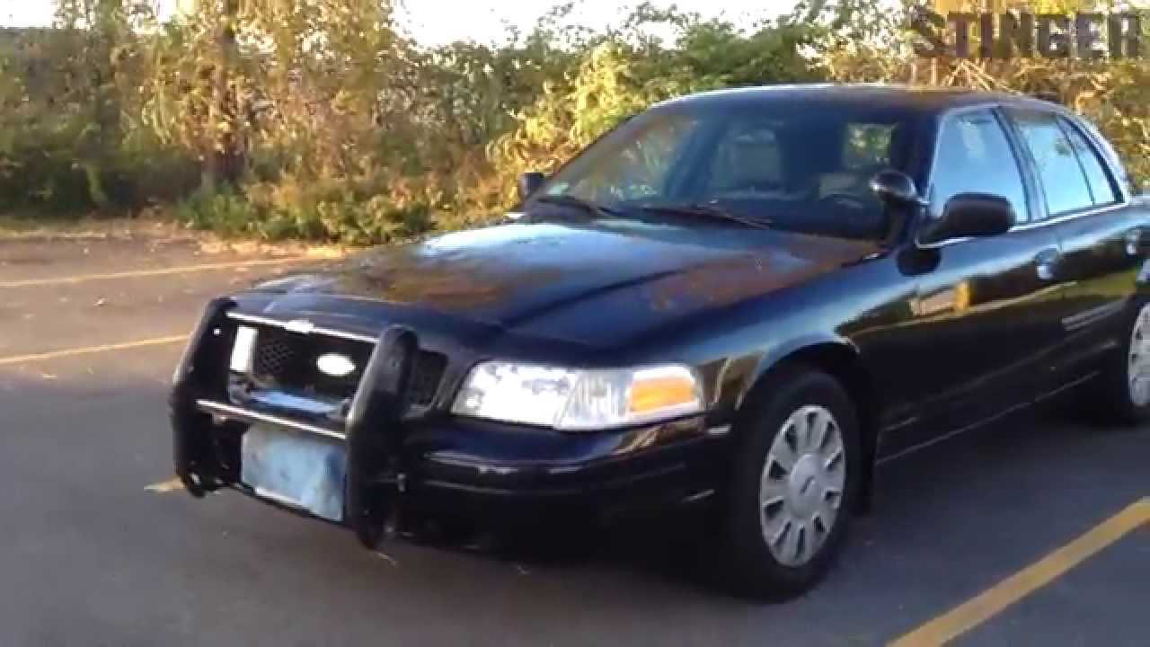 My 2011 ford crown victoria police interceptor youtube
