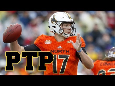 2018 NFL Draft: Should Josh Allen Be The #1 Overall Pick?
