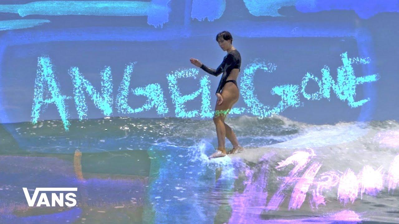 ANGEL GONE- VANS SURF