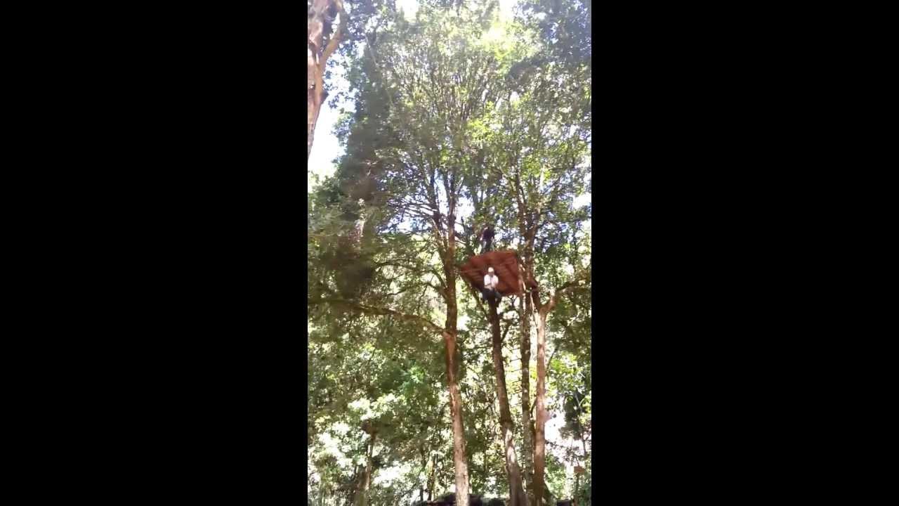 Adrenalina Pura En El Salto De La Hamaca By JDuarte11 YouTube