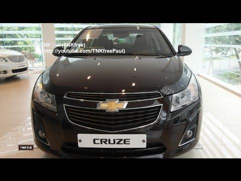 2013 Chevrolet Cruze ( Comparing 2012, 2013 Model)