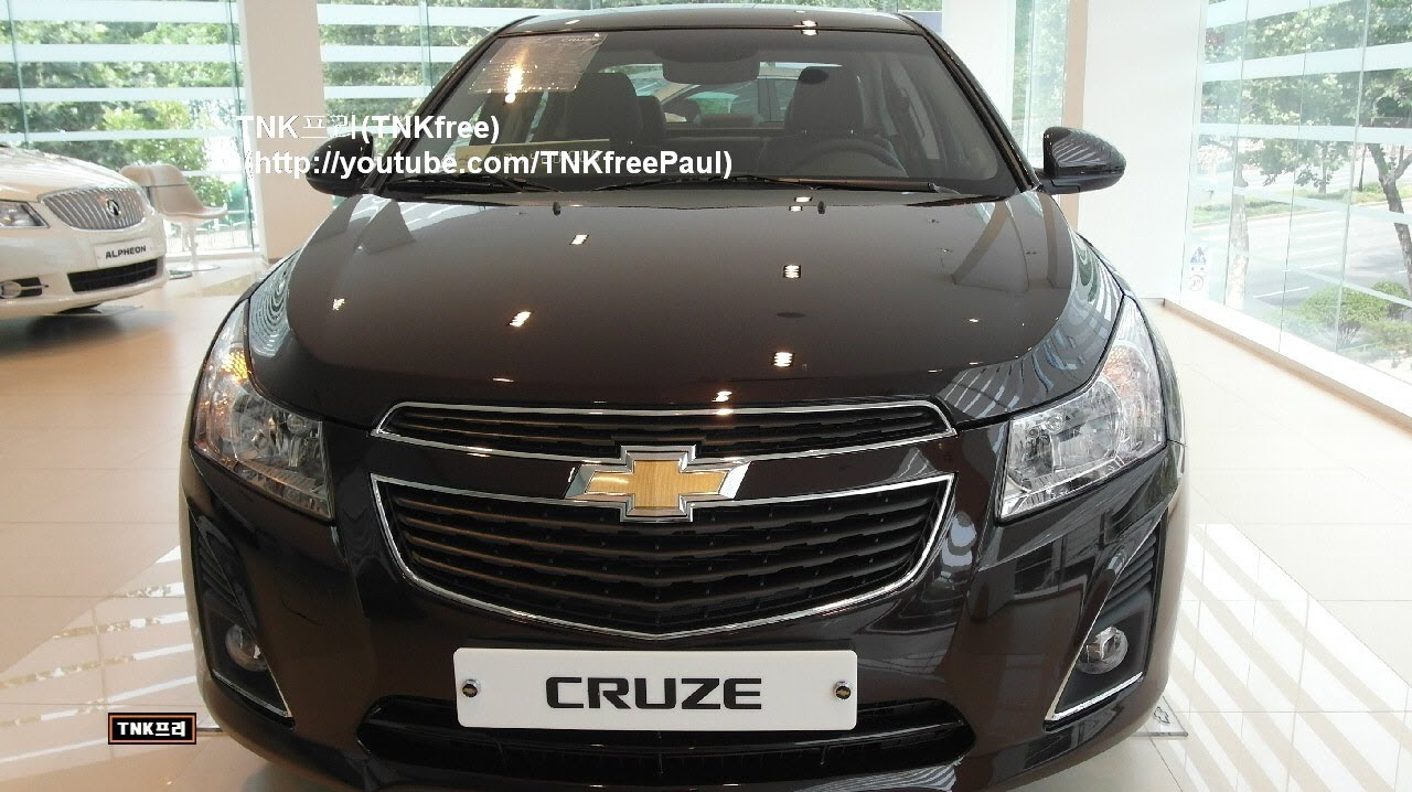 2013 Chevrolet Cruze ( comparing 2012, 2013 model) - YouTube