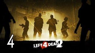 Left 4 Dead 2 - Walkthrough Part 4 Gameplay Dark Carnival