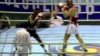 Roy Jones Jr    Michal Franek Seoul 1988