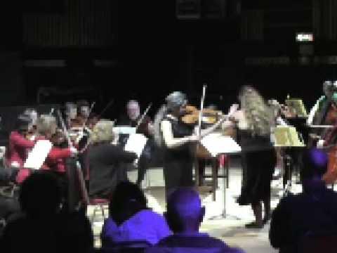 Telemann, Viola concerto, 4-Presto