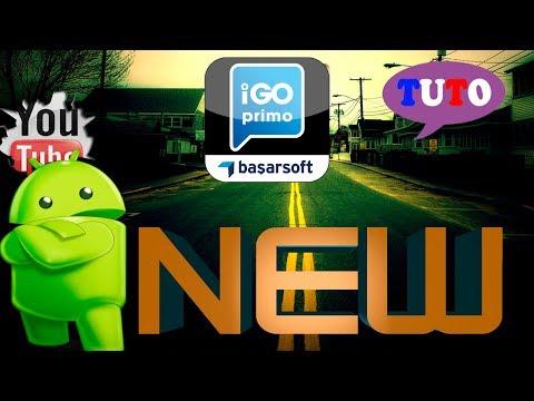 Installation du GPS Igo sur autoradio multimédia Android