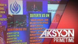 EXPLAINER | Pilipinas sa UN Human Rights Council