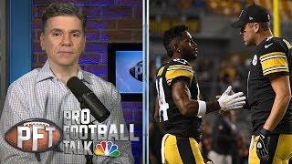Was Big Ben's apology to Antonio Brown enough? | Pro Football Talk | NBC Sports